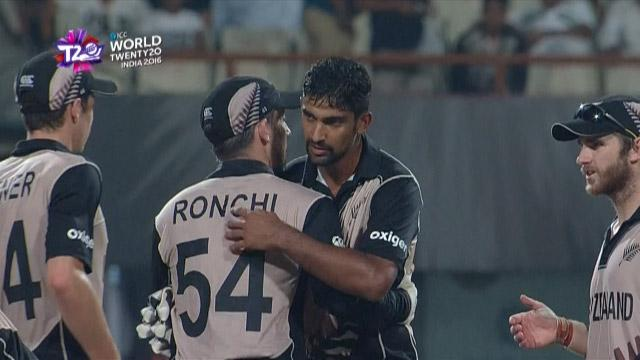 Match highlights – BAN v NZ