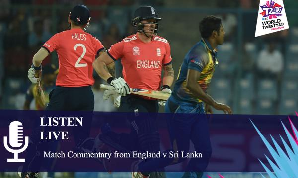 ICC WT20 Live Audio