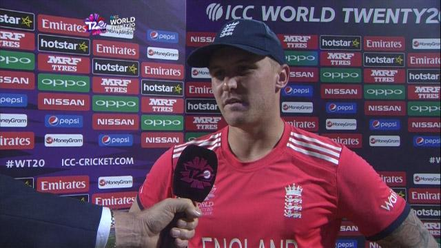 Jason Roy Interview – SL v ENG