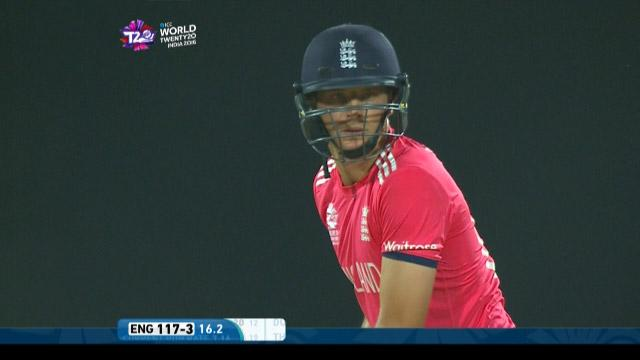 Jos Buttler 66* leads England to World T20 Semis