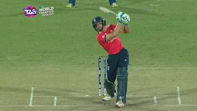 Cricket Highlights from England Innings v Sri Lanka ICC WT20 2016