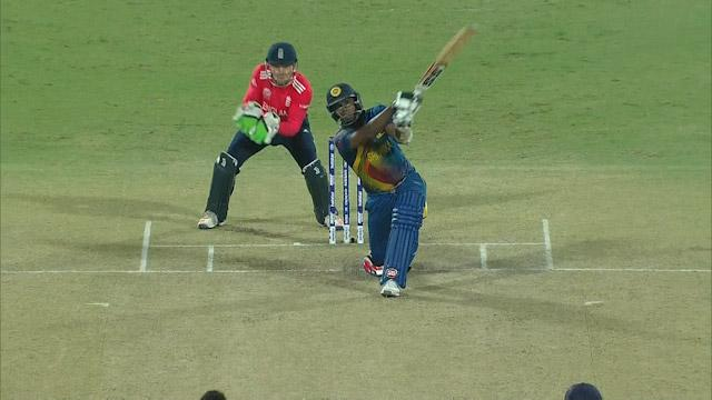 Mathews goes HUGE for straight Six