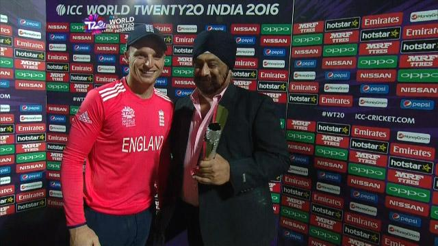 Player of the Match – Jos Buttler – SL v ENG