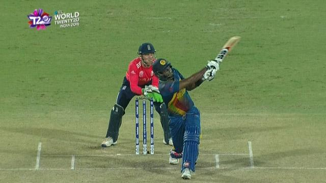 Cricket Highlights from Sri Lanka Innings v England ICC WT20 2016