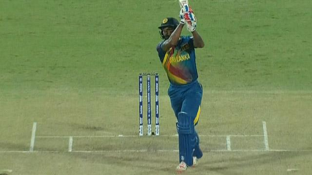 Sri Lanka Innings Super Shots – SL v ENG