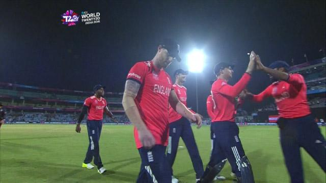 Match highlights – SL v ENG