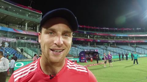 Buttler Post Match - England v Sri Lanka