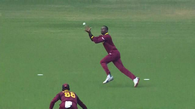 Sammy & Samuels invent the 'Alley-Oop' catch!!