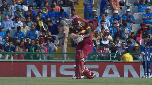 Cricket Highlights from Innings West Indies v India ICC Womens WT20 2016