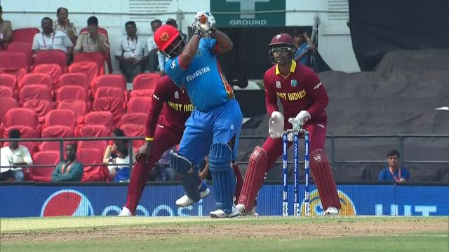 Mohammad Shahzad Match Hero for Afganistan v West Indies ICC WT20 2016