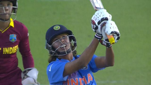 Cricket Highlights from Innings India v West Indies ICC Womens WT20 2016