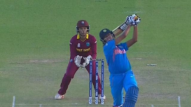 India Innings Super Shots v WI ICC Womens WT20 2016