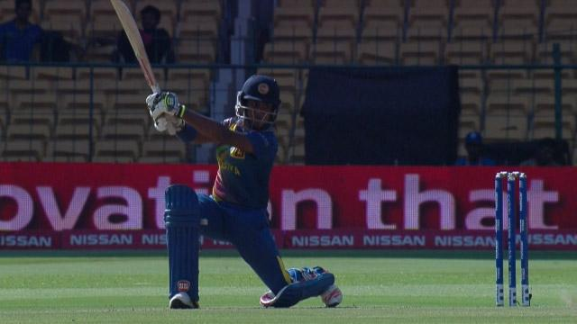 Sri Lanka Innings Super Shots SL v SA ICC Womens WT20 2016
