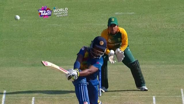 Cricket Highlights from Sri Lanka Innings v South Africa ICC Womens WT20 2016