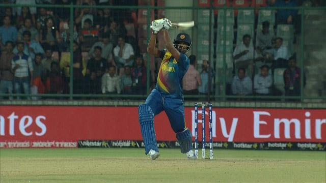 Sri Lanka Innings Super Shots v SA ICC WT20 2016