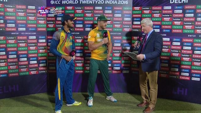 Faf answers #AskCaptain after beating Sri Lanka