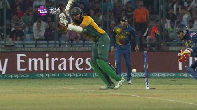 Hashim Amla Match Hero for South Africa v Sri Lanka  ICC WT20 2016