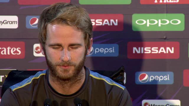 New Zealand's pre-semi-final press-conference