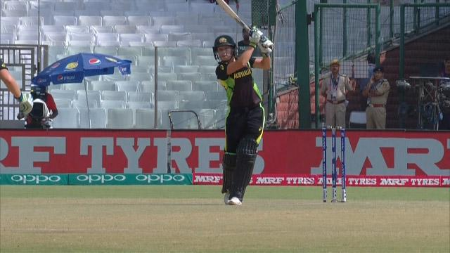 Alyssa Healy Match Hero for Australia v ENG ICC Womens WT20 2016