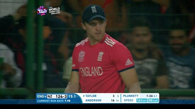 Willey pulls off superb boundary save