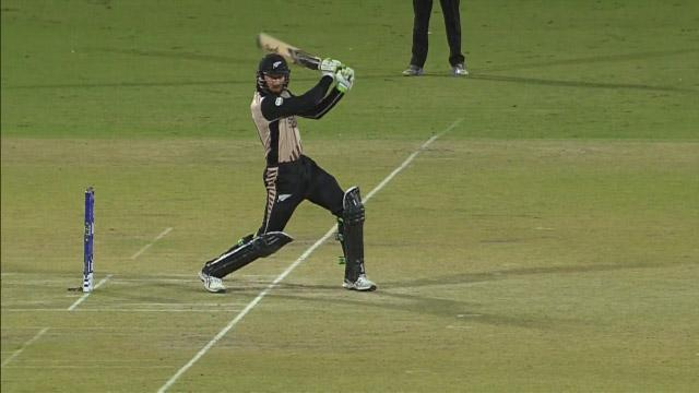 New Zealand Innings Super Shots v ENG ICC WT20 2016