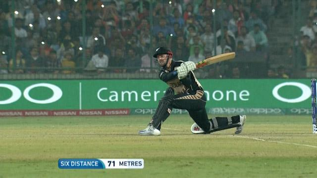 Colin Munro Match Hero for New Zealand v England ICC WT20 2016