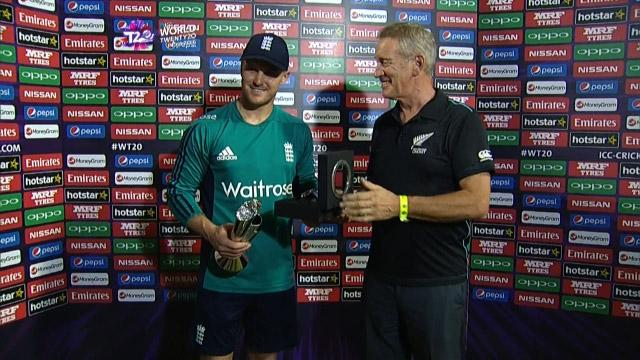 Player of the Match – Jason Roy – ENG v NZ