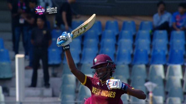 Cricket Highlights from West Indies Innings v New Zealand ICC Womens WT20 2016
