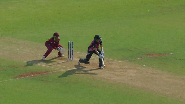 Cricket Highlights from New Zealand Innings v West Indies ICC Womens WT20 2016