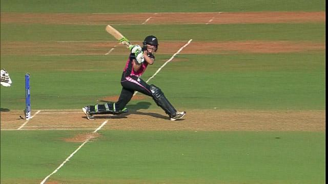 New Zealand Innings Super Shots V WI ICC Womens WT20 2016