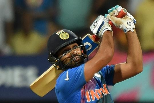 Rohit Sharma Innings for India V West Indies Video ICC WT20 2016