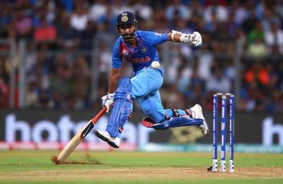 Ajinkya Rahane Innings for India V West Indies Video ICC WT20 2016
