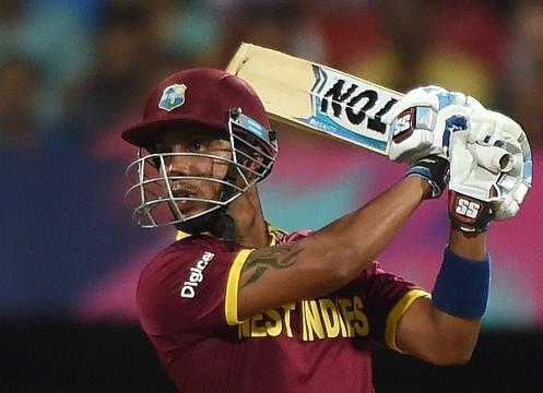 Johnson Charles Innings for West Indies V India Video ICC WT20 2016