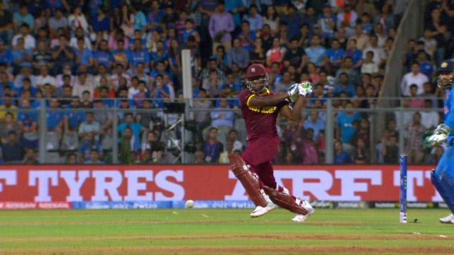 Andre Russell Innings for West Indies V India Video ICC WT20 2016