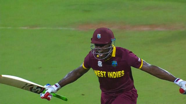 Cricket Highlights from West Indies Innings v India ICC WT20 2016