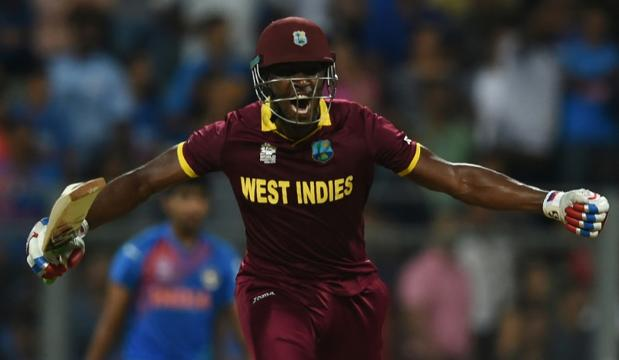 Simmons shades Kohli as West Indies reaches final