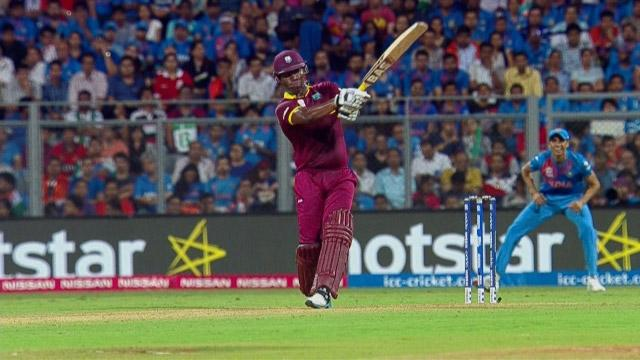 Johnson Charles Match Hero for West Indies v India ICC WT20 2016