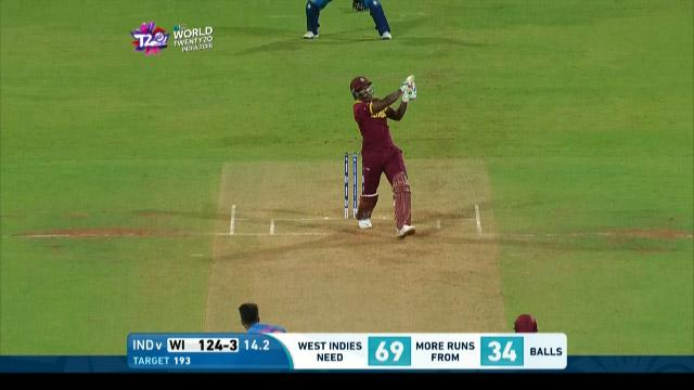 Andre Russell's MASSIVE six!