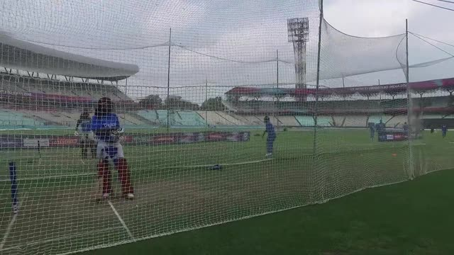 West Indies Women train ahead of Sunday's WT20 final