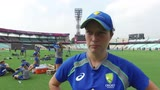 Rene Farrell talks about the final against West Indies