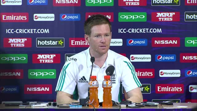 England's pre-final press conference