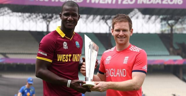 West Indies v England World T20 preview – Final  - Cricket News
