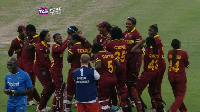 Match highlights - Aus Women v WI Women