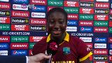 Match Presentation for AUS V WI Match 23 ICC Womens WT20 2016