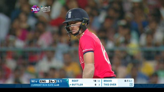 Highlights: Jos Buttler's innings in the WT20 final