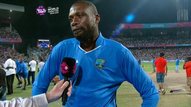 Curtly Ambrose Interview – ENG v WI