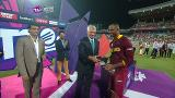 Player of the Match – Marlon Samuels – ENG v WI