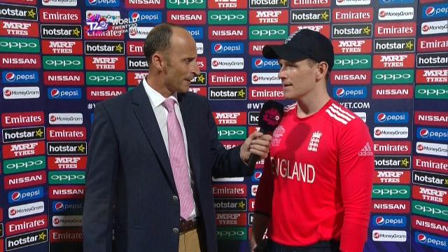 Match Presentation for WI V ENG Match 35 ICC WT20 2016