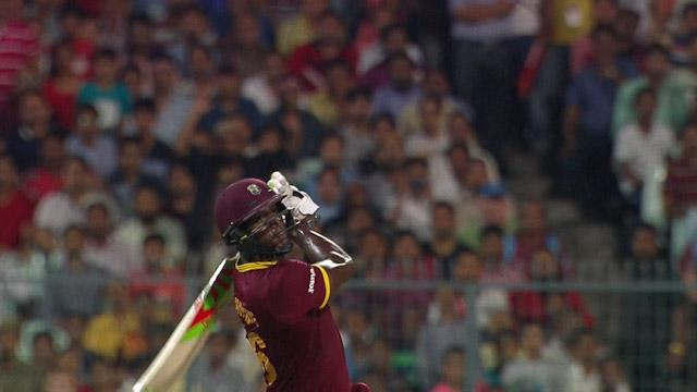 Carlos Brathwaite's 4 x Sixes to Win 2016 #WT20 for West Indies