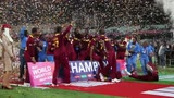 #WT20 Trophy Lift Moment